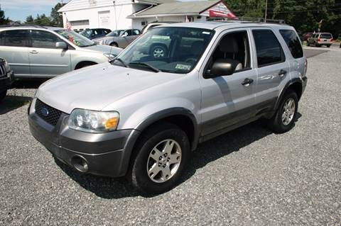 2005 Ford Escape for sale in Gilbertsville, PA