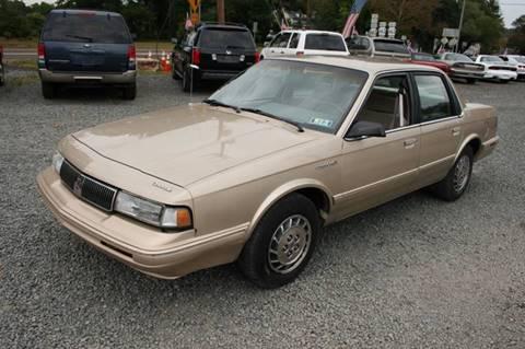 1995 Oldsmobile Ciera for sale in Gilbertsville, PA