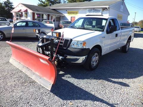 2005 Ford F-150 for sale in Gilbertsville, PA