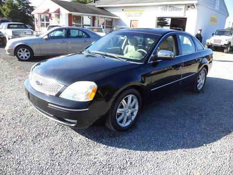 2005 Ford Five Hundred for sale in Gilbertsville, PA