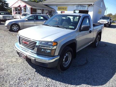 2010 GMC Canyon for sale in Gilbertsville, PA