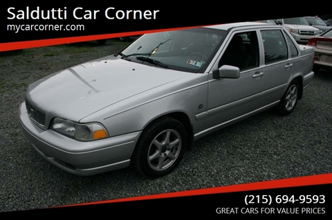 1999 Volvo S70 for sale in Gilbertsville, PA