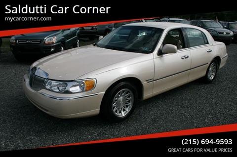 1998 Lincoln Town Car For Sale In Sparta Tn Carsforsale Com