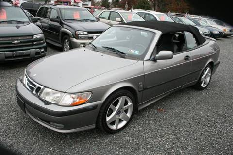 2002 Saab 9-3 for sale in Gilbertsville, PA