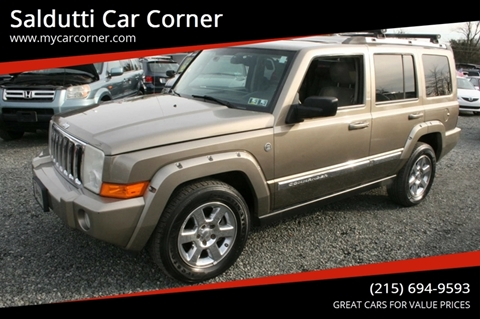 2006 Jeep Commander for sale in Gilbertsville, PA