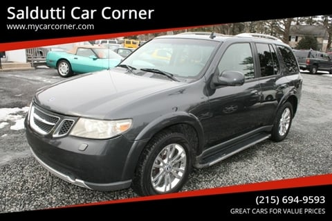 2007 Saab 9-7X for sale in Gilbertsville, PA