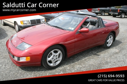 1993 Nissan 300ZX for sale in Gilbertsville, PA