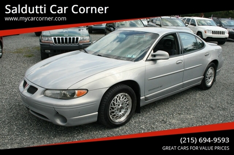 2000 Pontiac Grand Prix for sale in Gilbertsville, PA
