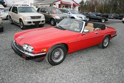 1990 Jaguar XJ-Series for sale in Gilbertsville, PA