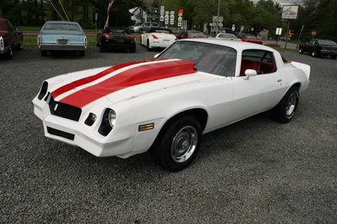 1981 Chevrolet Camaro for sale in Gilbertsville, PA