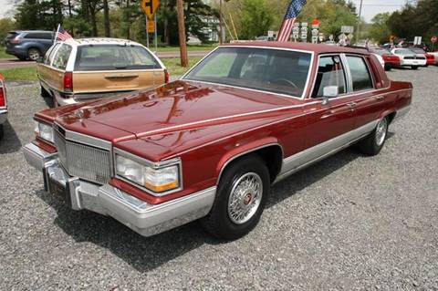 1992 Cadillac Brougham for sale in Gilbertsville, PA