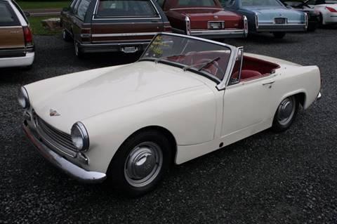 1965 Austin-Healey Sprite MKIII for sale in Gilbertsville, PA