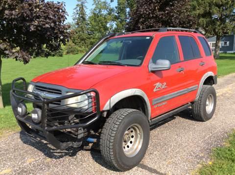 2004 Chevrolet Tracker for sale in Eyota, MN