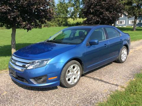 2010 Ford Fusion for sale in Eyota, MN