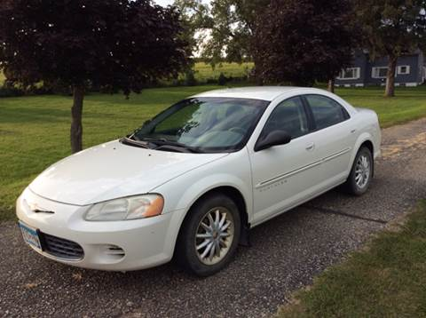 2001 Chrysler Sebring for sale in Eyota, MN