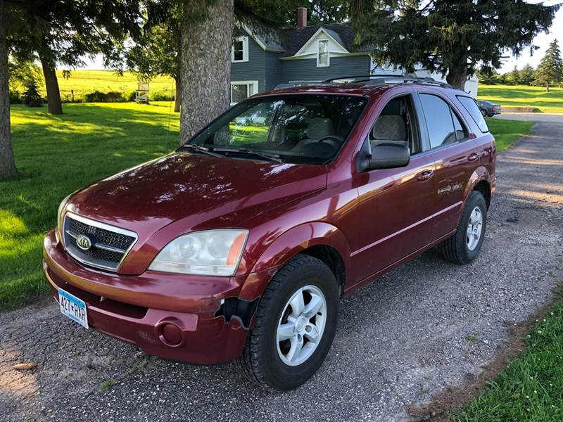 2006 Kia Sorento For Sale At Midway Auto Sales In Rochester MN