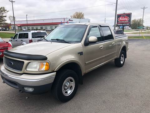 2001 Ford F-150 for sale in Rochester, MN