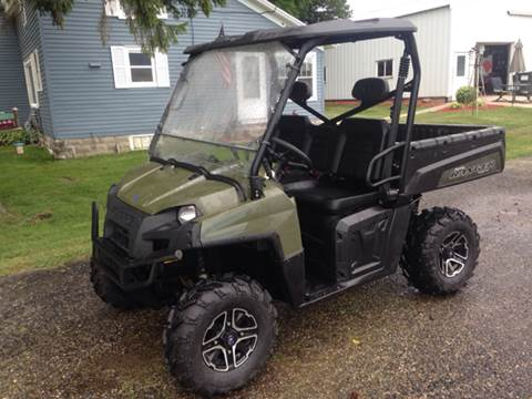 2013 Polaris Ranger 800 for sale in Eyota, MN