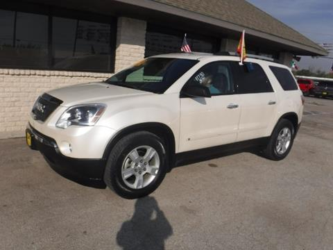 2010 GMC Acadia for sale in Grand Prairie, TX