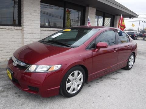 2010 Honda Civic for sale in Grand Prairie, TX