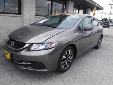 2014 Honda Civic for sale in Grand Prairie, TX