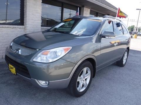 2008 Hyundai Veracruz for sale in Grand Prairie, TX