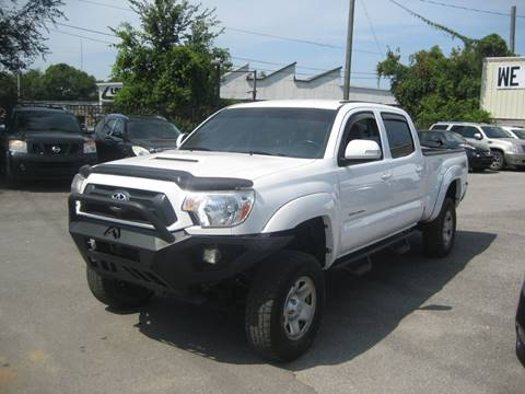 2013 Toyota Tacoma for sale in Nashville, TN