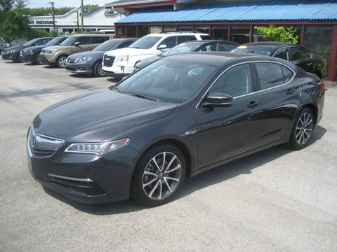2015 Acura TLX for sale in Nashville, TN
