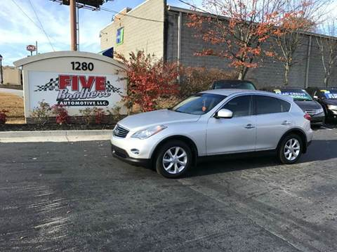 2010 Infiniti EX35 for sale in Roswell, GA
