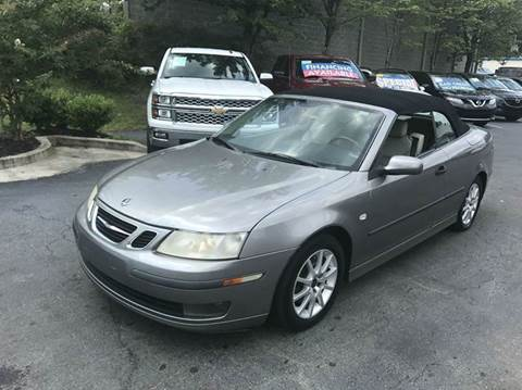 2005 Saab 9-3 for sale in Roswell, GA