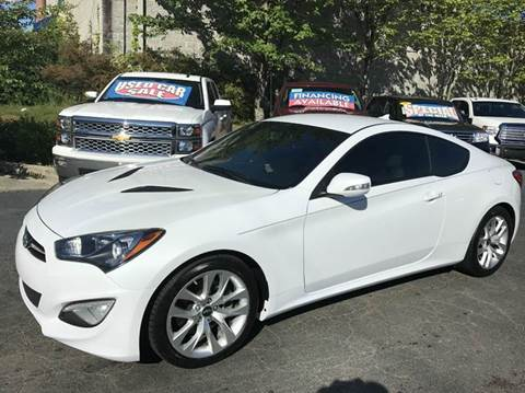 2016 Hyundai Genesis Coupe for sale in Roswell, GA