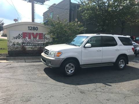 2001 Toyota Sequoia for sale in Roswell, GA