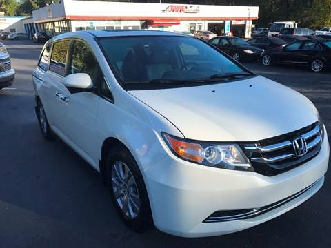 2014 Honda Odyssey for sale in Roswell, GA