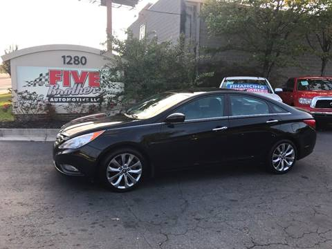2012 Hyundai Sonata for sale in Roswell, GA