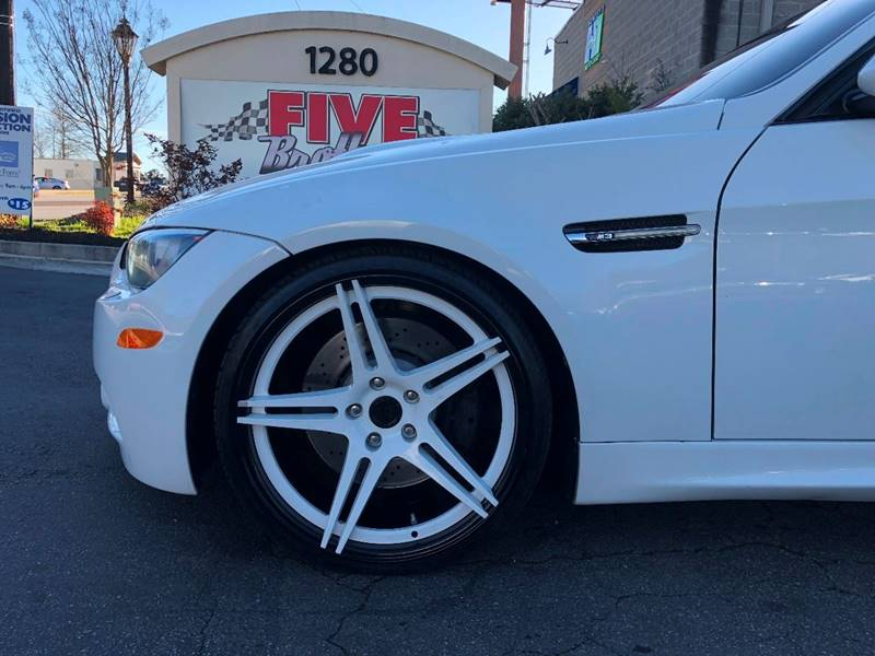 2011 Bmw M3 4dr Sedan In Roswell GA - Five Brothers Auto Sales