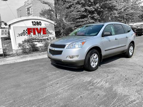2012 Chevrolet Traverse for sale in Roswell, GA