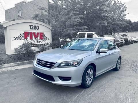 2015 Honda Accord for sale in Roswell, GA