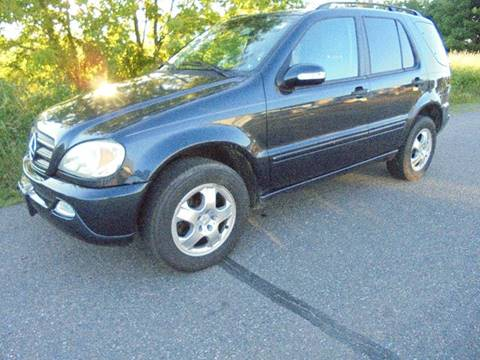 2005 Mercedes-Benz M-Class for sale in Shafer, MN