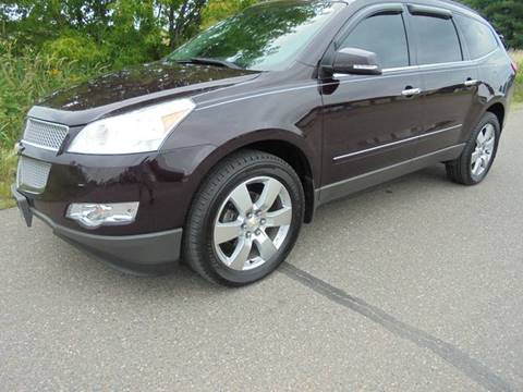 2010 Chevrolet Traverse for sale in Shafer, MN