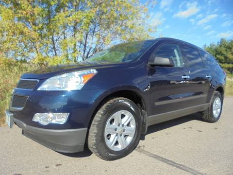2011 Chevrolet Traverse for sale in Shafer, MN