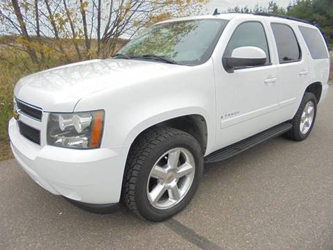 2007 Chevrolet Tahoe for sale in Shafer, MN