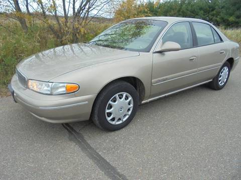 2001 Buick Century for sale in Shafer, MN