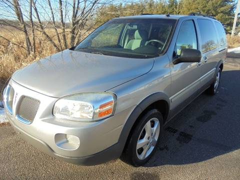 2005 Pontiac Montana SV6 for sale in Shafer, MN