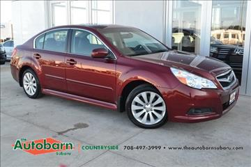 2011 Subaru Legacy for sale in Countryside, IL