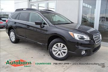 2017 Subaru Outback for sale in Countryside, IL