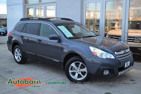 2014 Subaru Outback for sale in Countryside, IL
