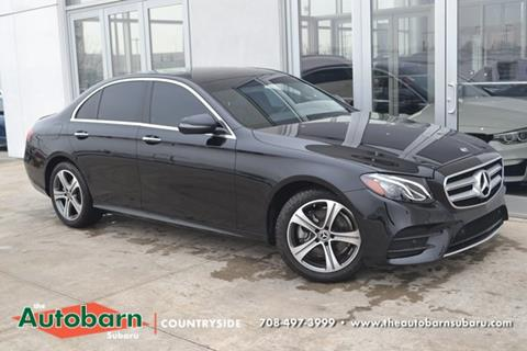 2018 Mercedes-Benz E-Class for sale in Countryside, IL