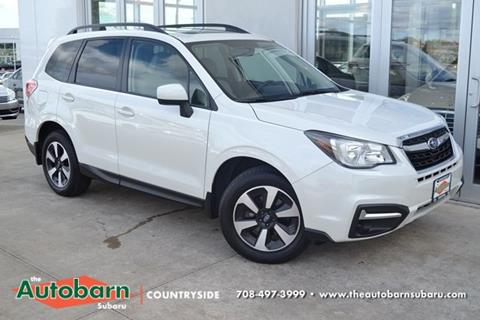 2017 Subaru Forester for sale in Countryside, IL