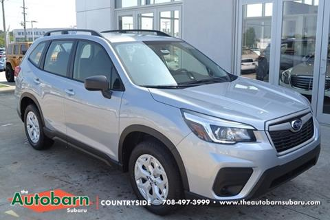 2019 Subaru Forester for sale in Countryside, IL