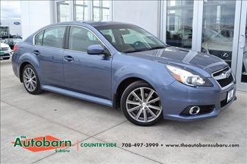 2013 Subaru Legacy for sale in Countryside, IL